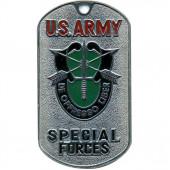 Жетон 1-12 U.S.ARMY SPECIAL FORCES металл