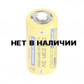 Батарейка Nitecore CR123A