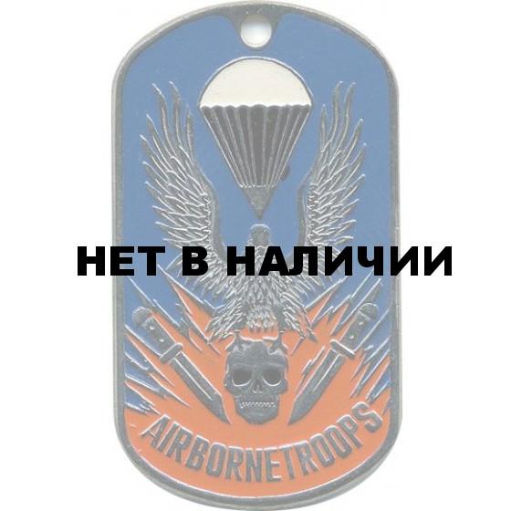 Жетон 1-24 AIRBORNETROOPS орел металл