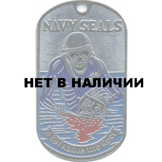 Жетон 2-31 NAVY SEALS A CUT ABOVE THE REST металл