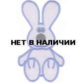 Термонаклейка -1330 Серый кролик вышивка