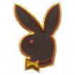 Термонаклейка -0971 Playboy 2 вышивка