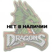 Термонаклейка -0471 Dragons вышивка