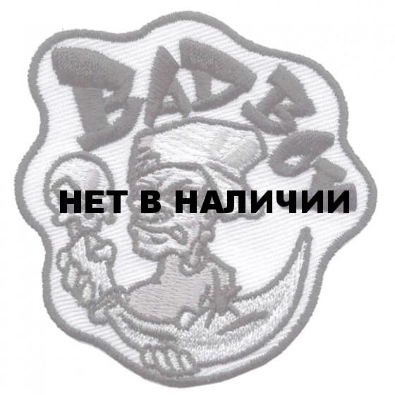 Термонаклейка -0517.2 Bad boy малая вышивка