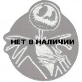 Термонаклейка -1363 Джек-скелет вышивка