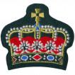 Термонаклейка -1439 КОРОНА вышивка