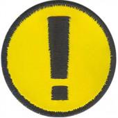 Термонаклейка -1459 Восклицательный знак вышивка