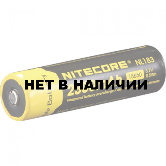 Аккумулятор Camelion LIR 18650 3.7V 2200mAh