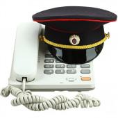 Фуражка сувенирная Полиция