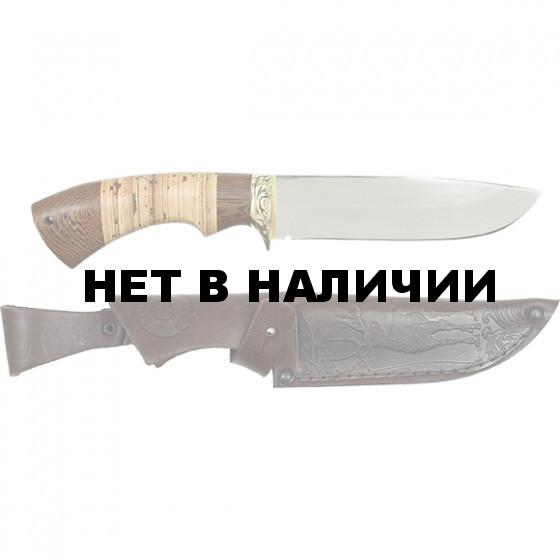 Нож Волк ст. Х12МФ (Захарова)