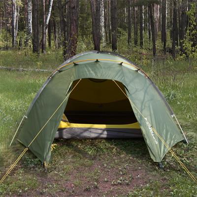 Палатка Optimus 4 зеленый