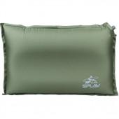 Подушка самонадувная анатомическая v.2 (олива)