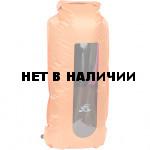 Гермомешок компрессионный с окном 20 л (оранжевый)