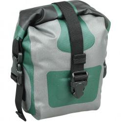 Сумка поясная герметичная Proxy зеленый/серый