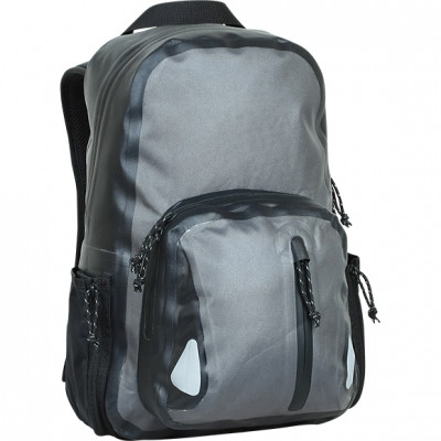 Рюкзак влагозащитный Trango черный/серый