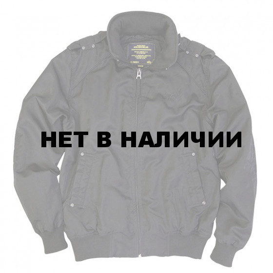 Куртка Slavin Black Alpha Industries