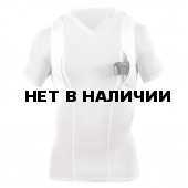 Футболка 5.11 Holster V-Neck S/S Shirt white XL