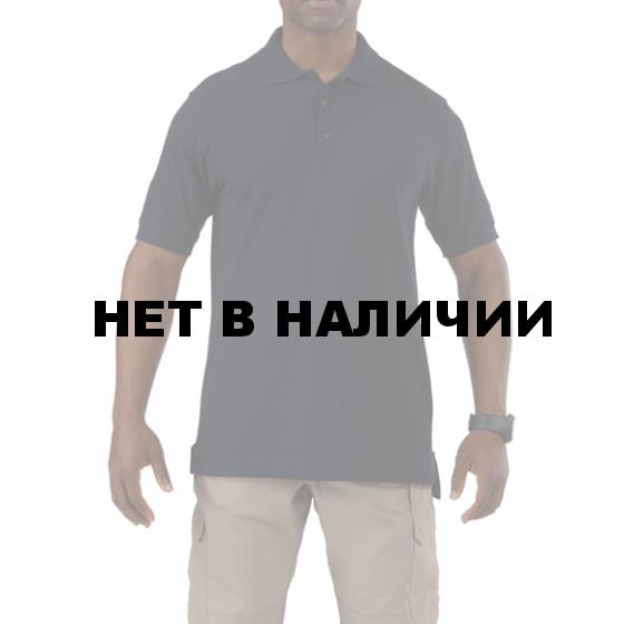 Рубашка 5.11 S/S Utility Polo dark navy