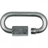 Соединительный элемент Oval Quick Link 10mm inox (Camp)