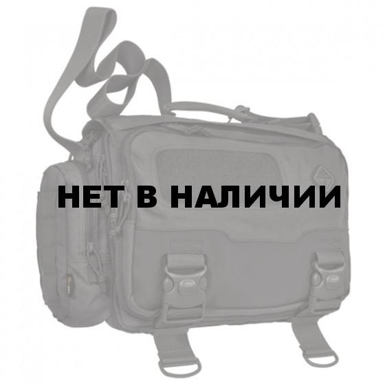 Сумка HAZARD4 Sherman Laptop Messenger black