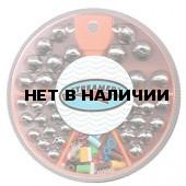 Набор грузил STREAMER шар 1.0-4.0гр.
