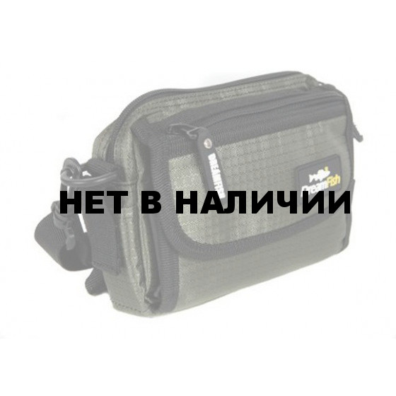 Сумка DREAMFISH GREEN LINE BAG M-203