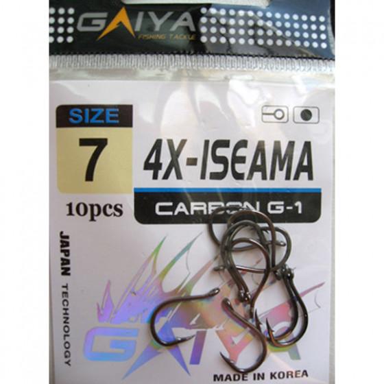 Крючки GAIYA 4X-ISEAMA