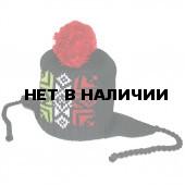 Шапка полушерстяная marhatter 4176 черный