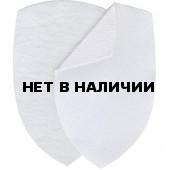 Липучка для шевронов Полиция МВД белая