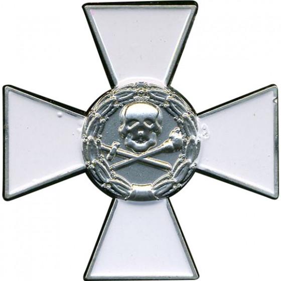 Магнит Крест храбрых Булак-Балаховича металл