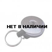Ретрактор KEY-BAK #484-HDK кевлар 120см текстурный хром