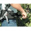 Ретрактор KEY-BAK #488B кевлар 120см с карабином