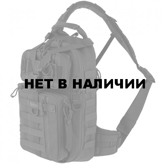 Рюкзак Maxpedition Sitka S-type Gearslinger black