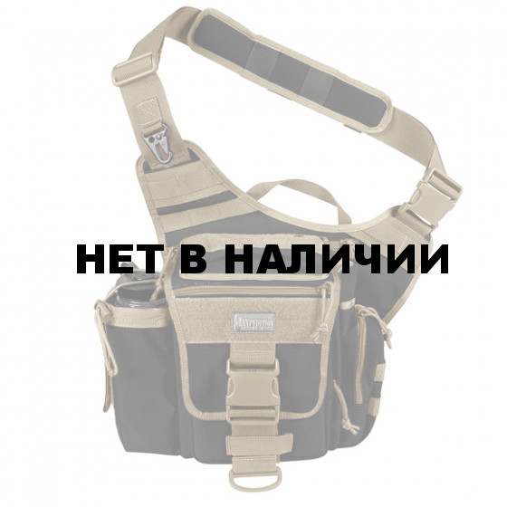 Сумка Maxpedition Jumbo Versipack S-type black-khaki