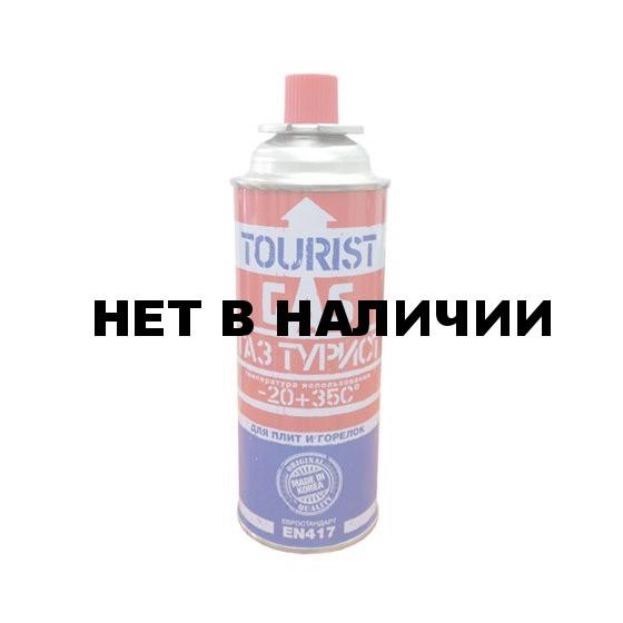 Баллон газовый высокий Турист евросмесь 220гр.