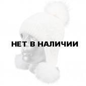 Шапка полушерстяная marhatter женская 4527 черная