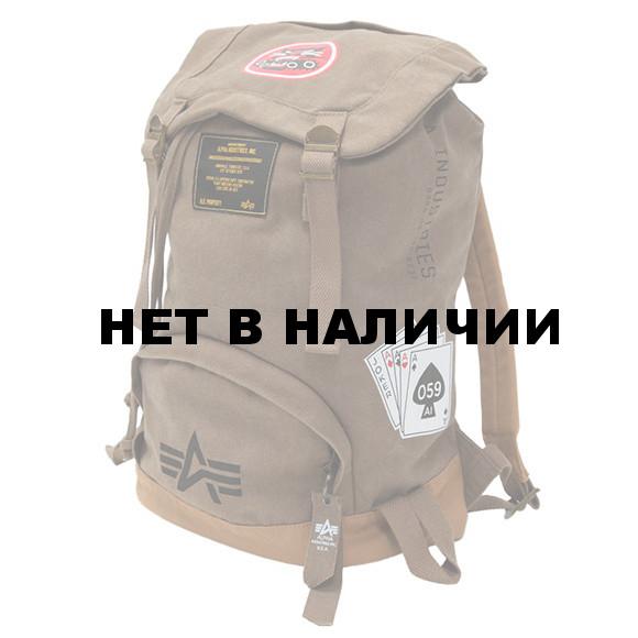 Рюкзак highwater rucksack brown купить купить рюкзаки в спб