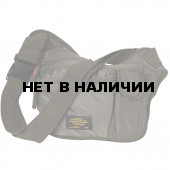 Сумка Alpha Industries Courier Bag sage green