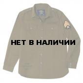 Рубашка Caliber Alpha Industries moss