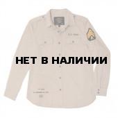 Рубашка Caliber Alpha Industries M-65 khaki