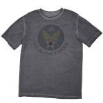 Футболка U.S. Alpha Forces (Color) Alpha Industries gray