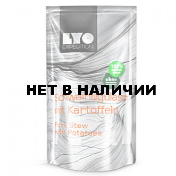 Сублимат Свинина тушеная с картофелем PORK STEW WITH POTATOES (LYO FOOD)