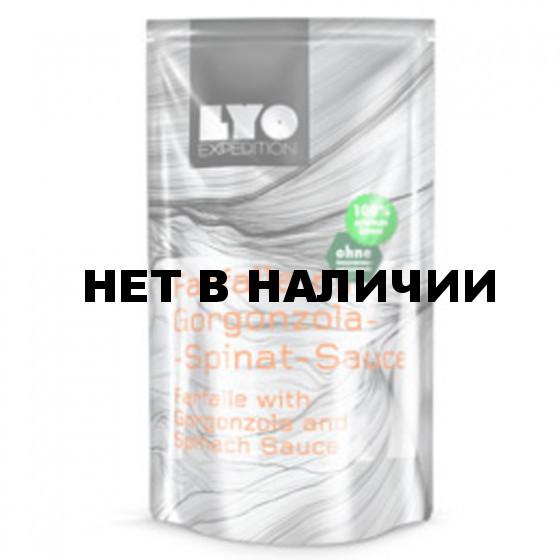 Сублимат Макароны в соусе Горгонзола FARFALLE IN GORGONZOLA SAUCE (LYO FOOD)