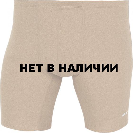 Трусы удлиненные Russian Winter long shorts coyote brown