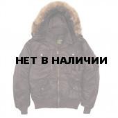 Куртка Deflector Flight Jacket Alpha Industries deep brown