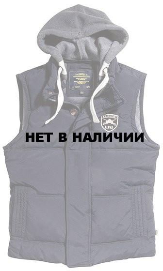 Жилет утепленный Ferocity Vest Alpha Industries navy
