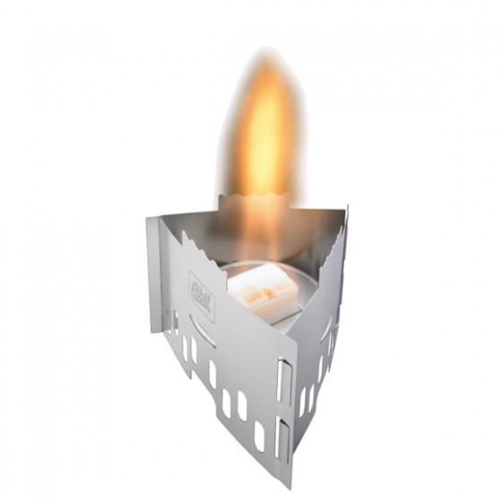 Печь для сухого горючего CS75S нерж. сталь Esbit