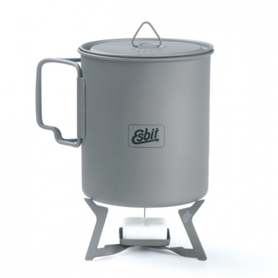Печь для сухого горючего ST11.5-TI титановая Esbit