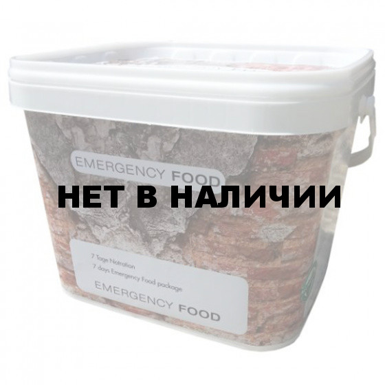 Аварийный рацион 7 Day Emergency Ration (Trek'n Eat)