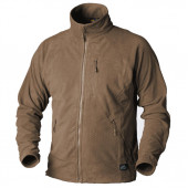 Куртка Helikon-Tex Alpha Grid Fleece Jacket coyote
